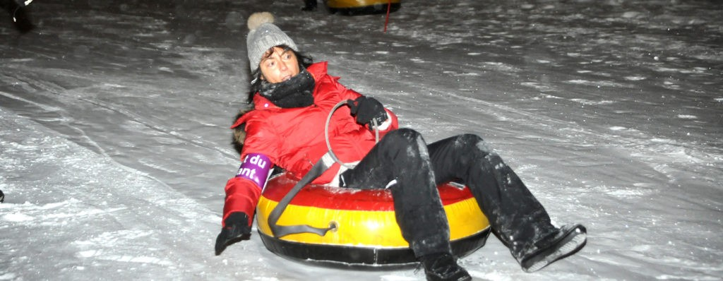 snow-challenge-yooner, slalom-chamonix